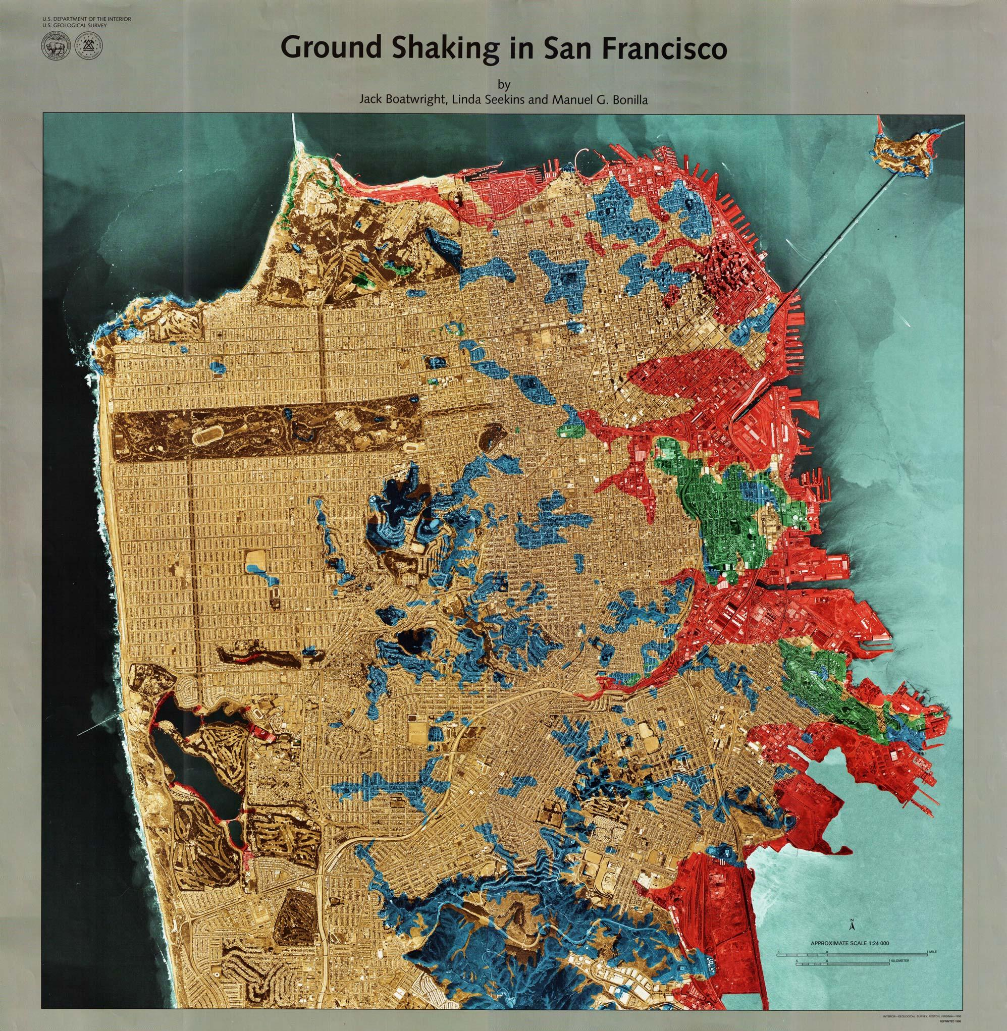 San Francisco, a city that knows its faults | Recovers